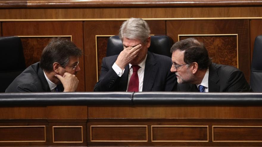 Rajoy, Santamaría, Catalá y Zoido, interrogados hoy en el Congreso sobre corrupción