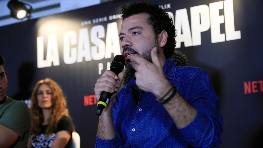 """Jesús Colmenar salta de """"La casa de papel"""" a Hollywood con """"Sabine"""""""