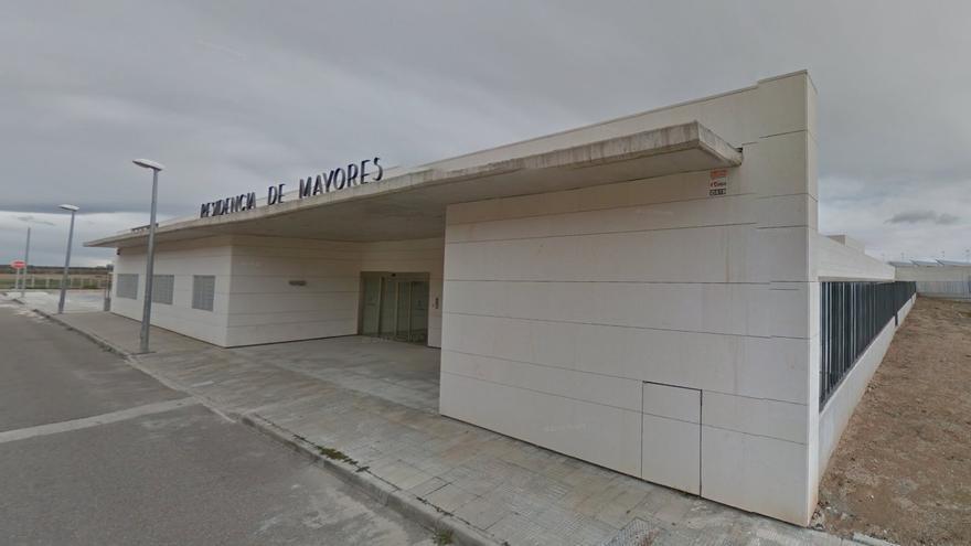 Residencia de mayores de Mora (Toledo) / Foto: Aralia