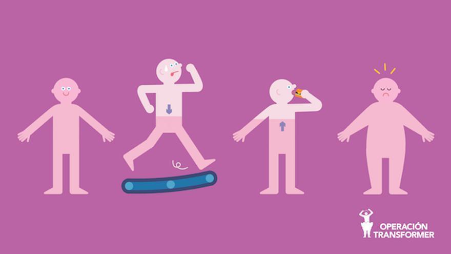 Así puedes controlar el apetito haciendo deporte
