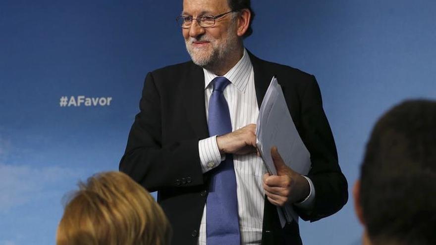 """Rajoy apela a """"un acuerdo de mínimos"""" para """"un Gobierno que pueda gobernar"""""""
