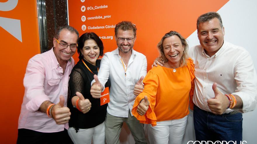Ciudadanos consigue cinco concejales en las elecciones del 26M   ÁLEX GALLEGOS