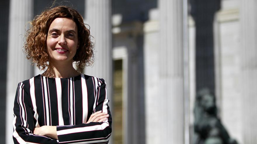 Meritxell Batet, secretaria de Estudios y Programas del PSOE // Marta Jara