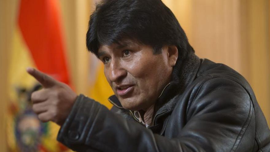 Morales die que el fallo del CIJ no perjudicará a la demanda boliviana por la salida al mar