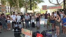 Los artistas callejeros no podrán actuar en Sevilla a la hora de la siesta