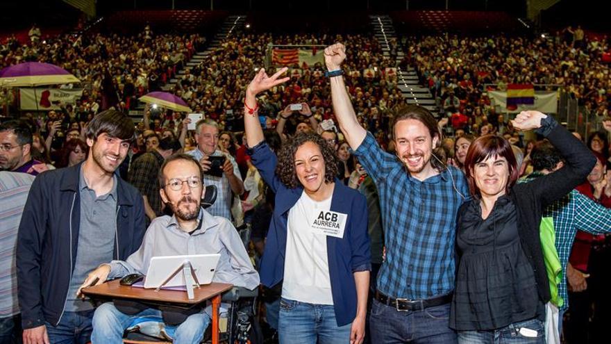 Pablo Iglesias: Cualquier acuerdo funciona mejor con el derecho a decidir
