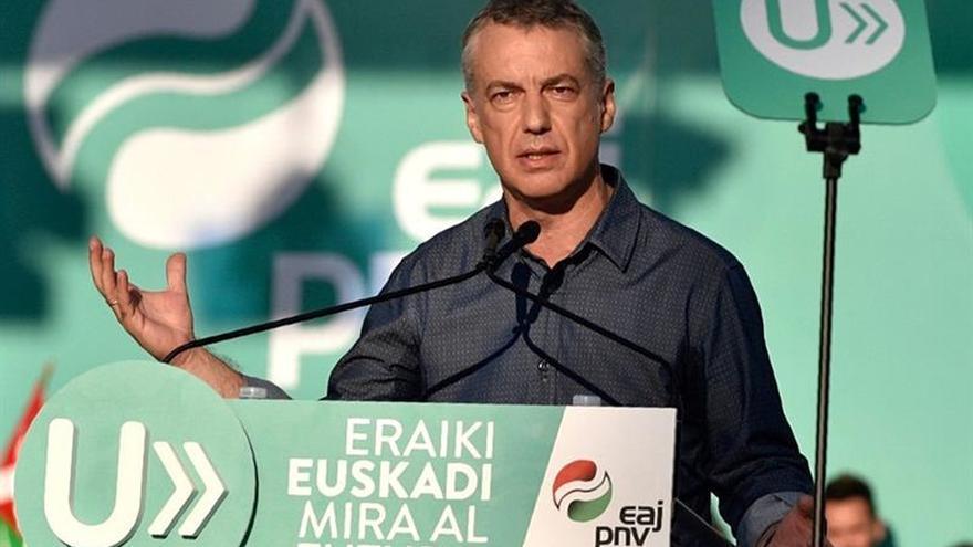 Urkullu reivindica la cultura del acuerdo en Euskadi, ante bloqueo en España