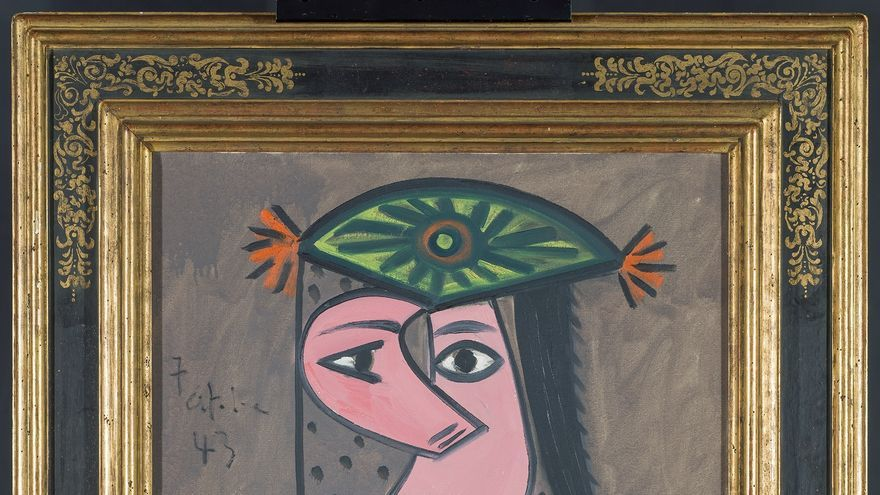 Una obra de Picasso ingresa como depósito en el Museo del Prado