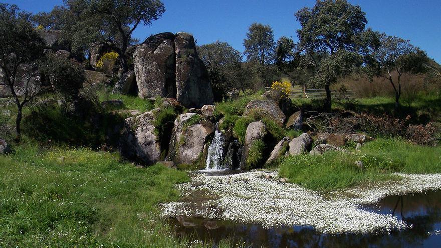 Valle de Los Pedroches.
