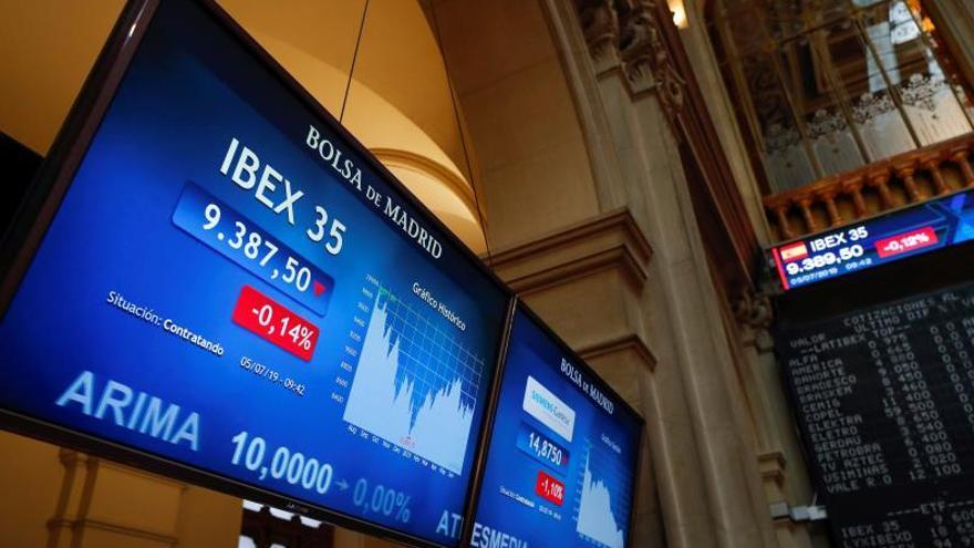 La Bolsa sube 0,18% impulsada por la previsión de los tipos a la baja en EEUU