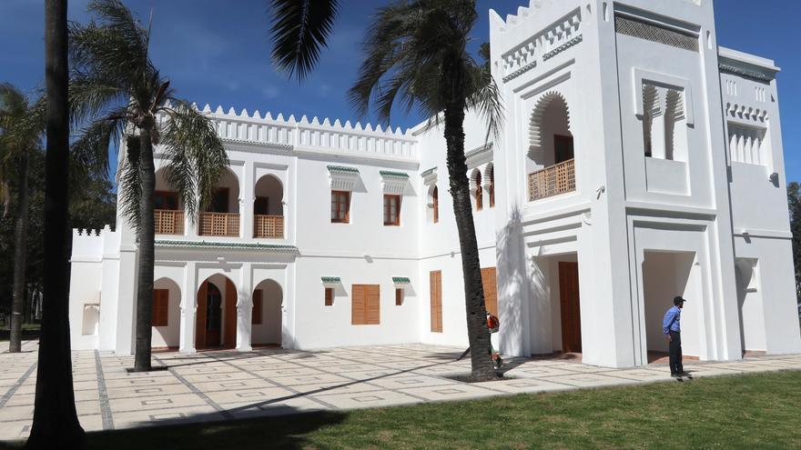 Las siete vidas tangerinas de la mítica Villa Harris terminan en un museo