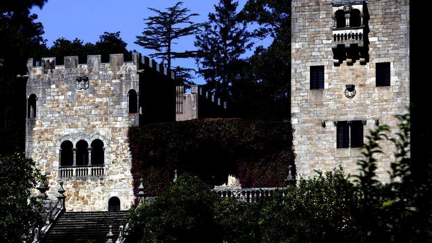 """La Xunta de Galicia aplica """"protección inmediata""""  a la biblioteca de Pardo Bazán, de la que una parte significativa se encuentra en el Pazo de Meirás"""