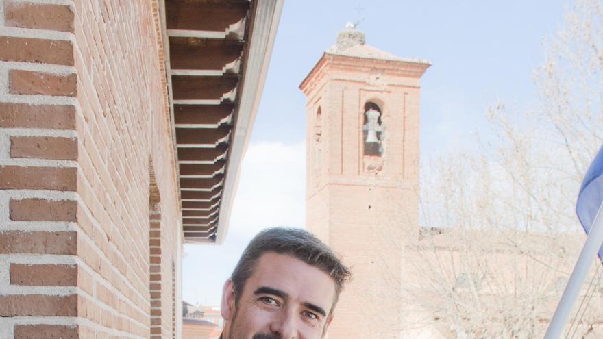 Rafa Esteban, diputado regional y alcalde de Marchamalo