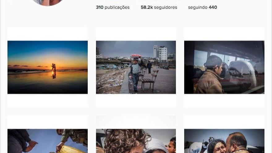 Cuenta de Instagram de Eduardo Martins