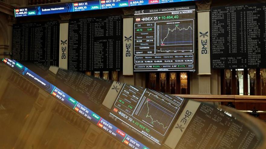 Las acciones del Banco Popular caen un 18,64 por ciento y pulverizan sus mínimos