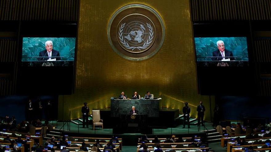 Israel y Palestina se cruzan reproches en la ONU y alejan las expectativas de paz