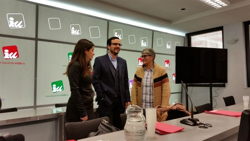 """Izquierda Unida aprueba el análisis político de Garzón y el llamamiento a la """"unidad popular"""" con Podemos"""
