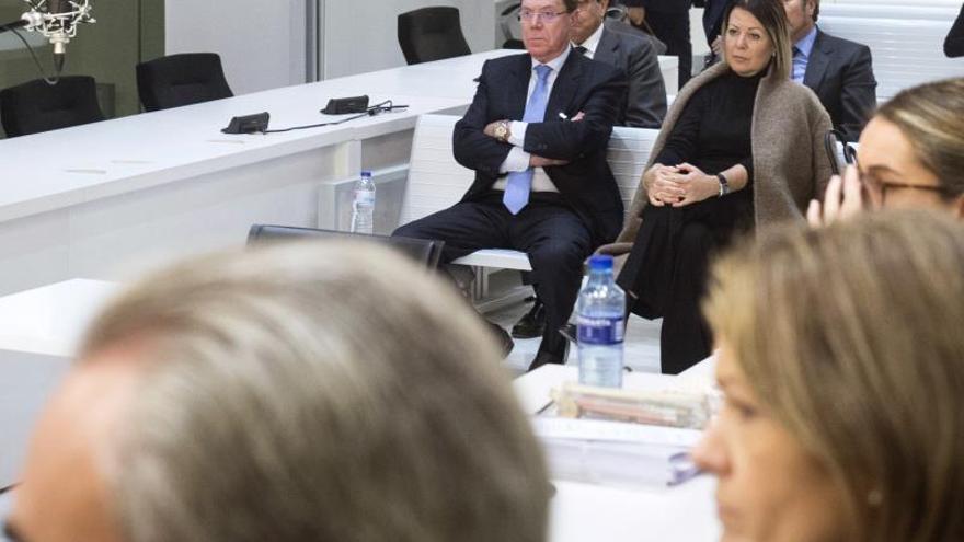 El ex consejero delegado del Banco de Valencia admite los hechos en el juicio