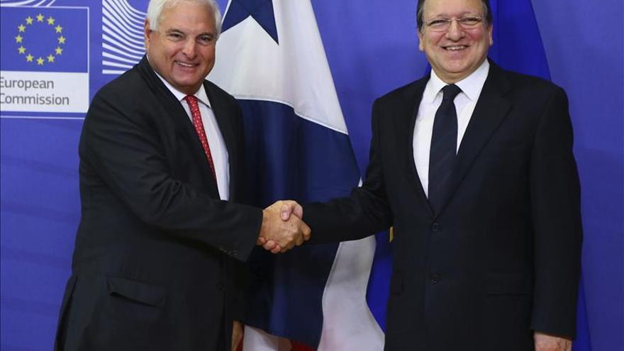 Barroso firmará un acuerdo de seguridad con Panamá durante una visita oficial