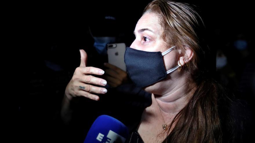 Liberan a la artista Tania Bruguera, tras varias horas detenida en La Habana