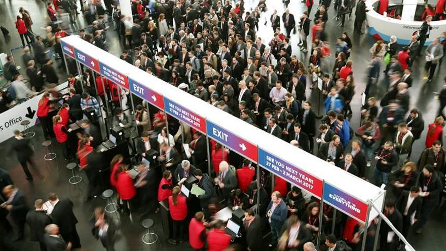 Acceso al Mobile World Congress