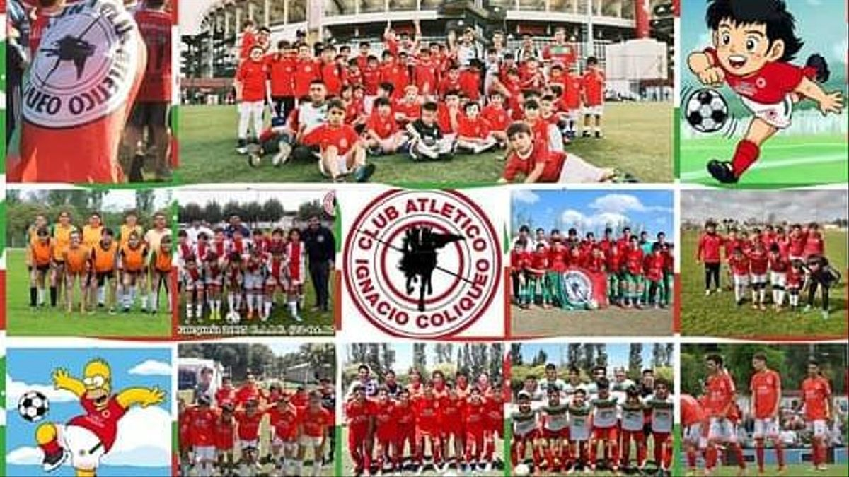 El Club Atlético Ignacio Coliqueo, el brazo deportivo de la comunidad mapuche