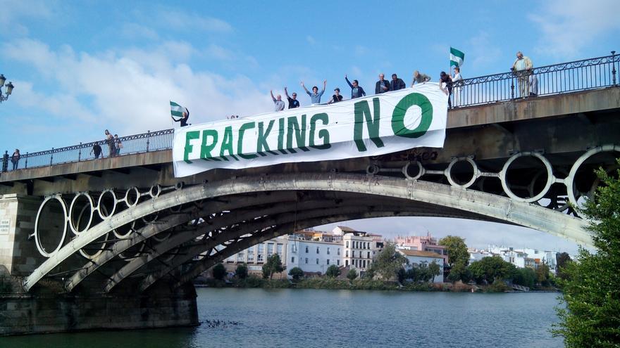 La Plataforma Andalucía Libre de Fracking se suma a la jornada de lucha internacional contra esa práctica