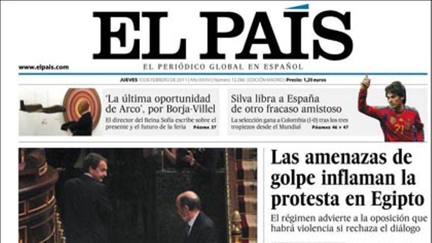 De las portadas del día (10/02/2011) #6