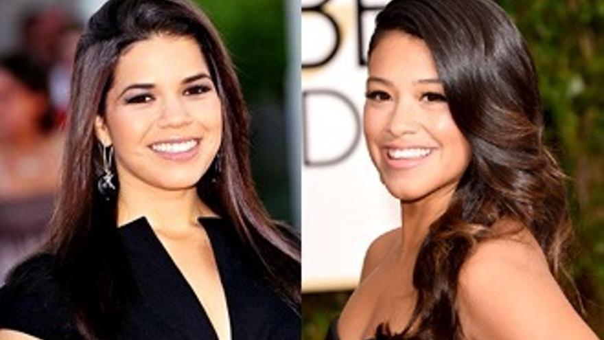 Confusión en el Twitter de los Globos de Oro con el nombre de dos actrices