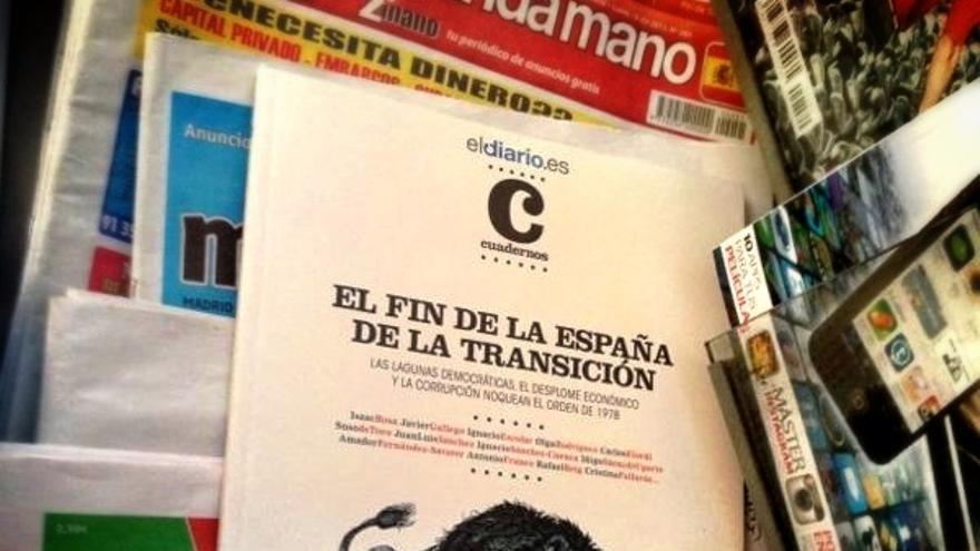 Cuadernos de eldiario.es ya en el quiosco