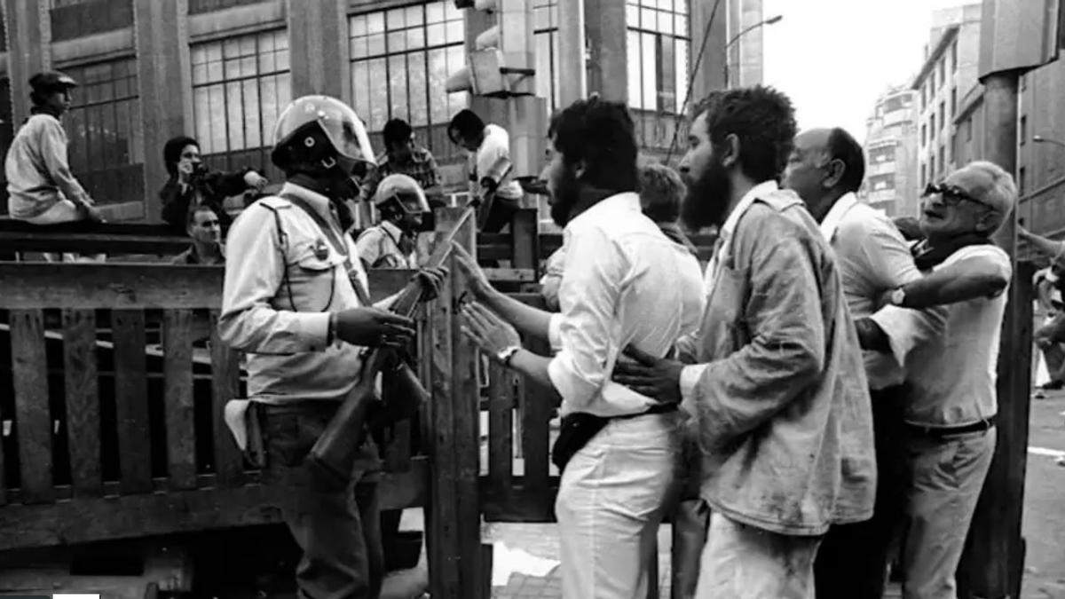 Fiesta, un documental realizado para ETB sobre los Sanfermines del 78.