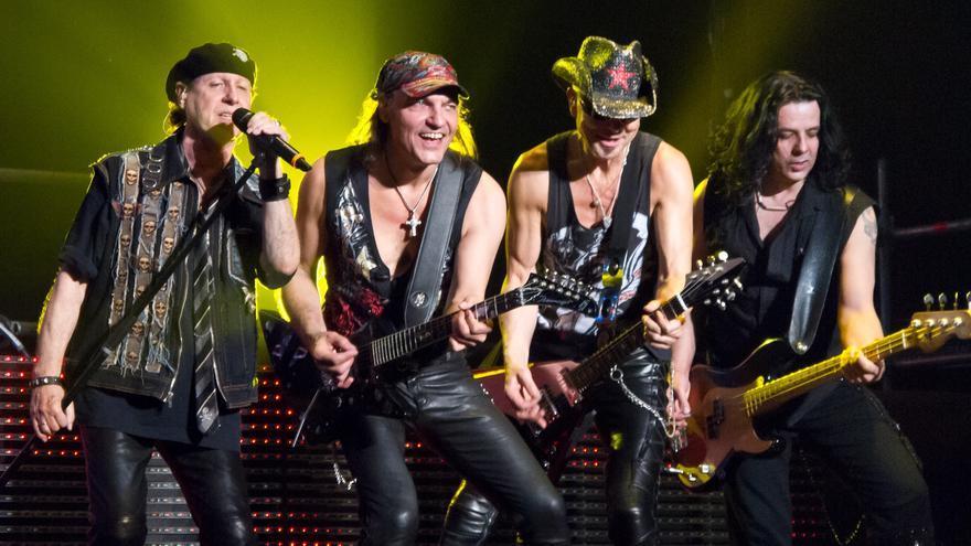 Scorpions se anticipa este jueves a un mes de julio marcado por los festivales de jazz.
