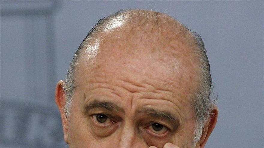 Vino y girasoles espa a el ministro del interior que for Ministro del interior espana 2016