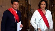 El portazo de Corbacho a Valls complica aún más a Colau la obtención de mayorías