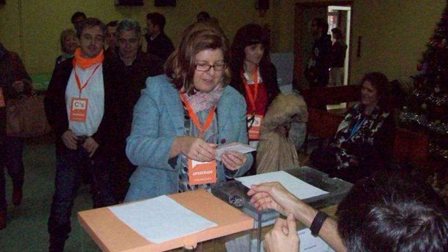 Victoria Domínguez Ciudadanos