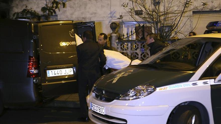El marido de la mujer muerta violentamente en Mos ingresará en prisión