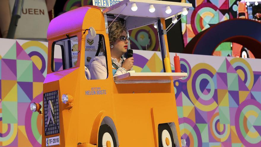 Concurso de disfraces del Carnaval de Santa Cruz de Tenerife
