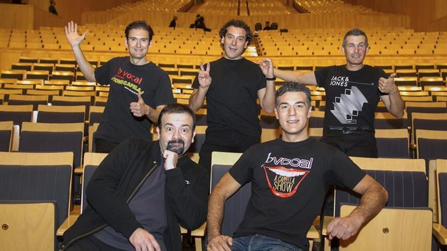 B Vocal promete sorprender en su primer concierto en Italia