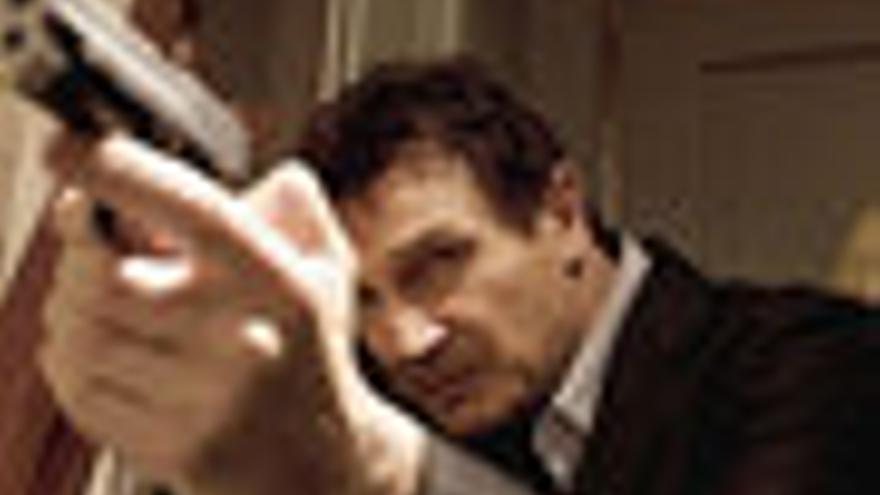 Liam Neeson en Sin Identidad