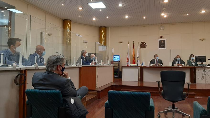 Juicio al acusado de atropellar y no auxiliar a otro joven en 2016 en Santander