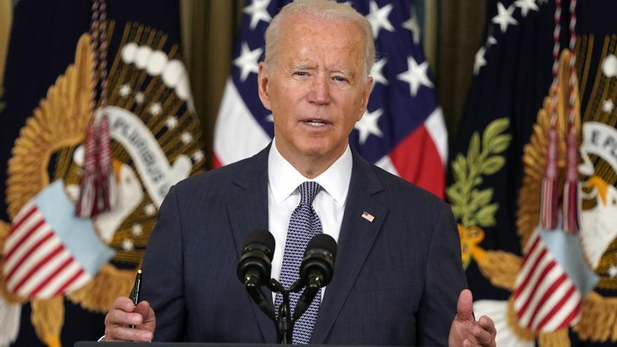 Biden agradece a presidente argentino su contribución contra crisis climática