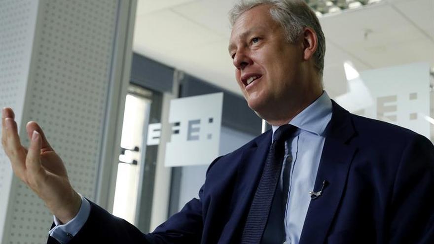 El embajador de Reino Unido: Basta ya de castigar al pueblo británico por el brexit