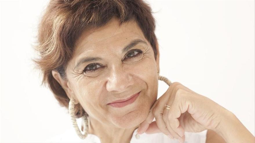 La autora Marisa López Soria