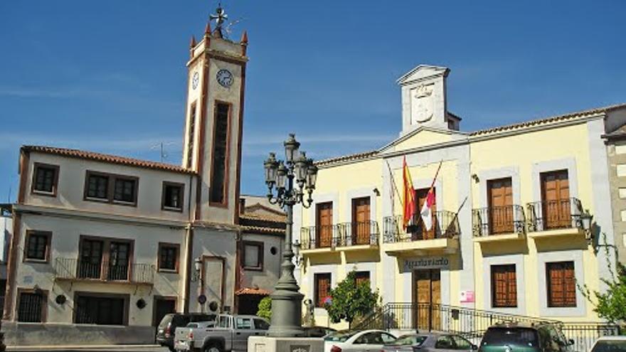 Ayuntamiento de Navalcán (Toledo)