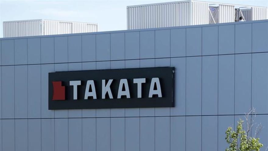 Corea del Sur llama a revisión a automóviles con 'airbags' de Takata