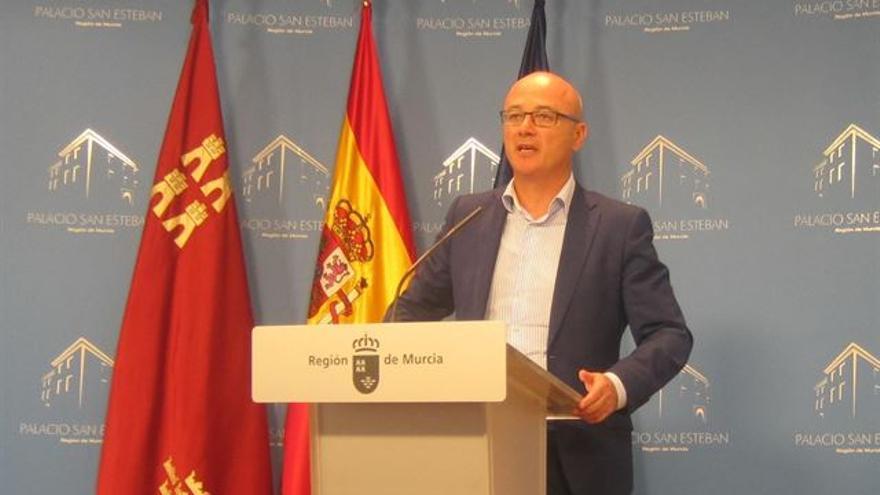 Consejero de Desarrollo Económico, Juan Hernández