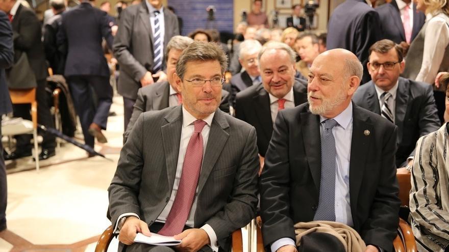 La Mesa del Senado rechaza la comparecencia del fiscal general por el caso Púnica en Murcia, pero acepta la de Catalá