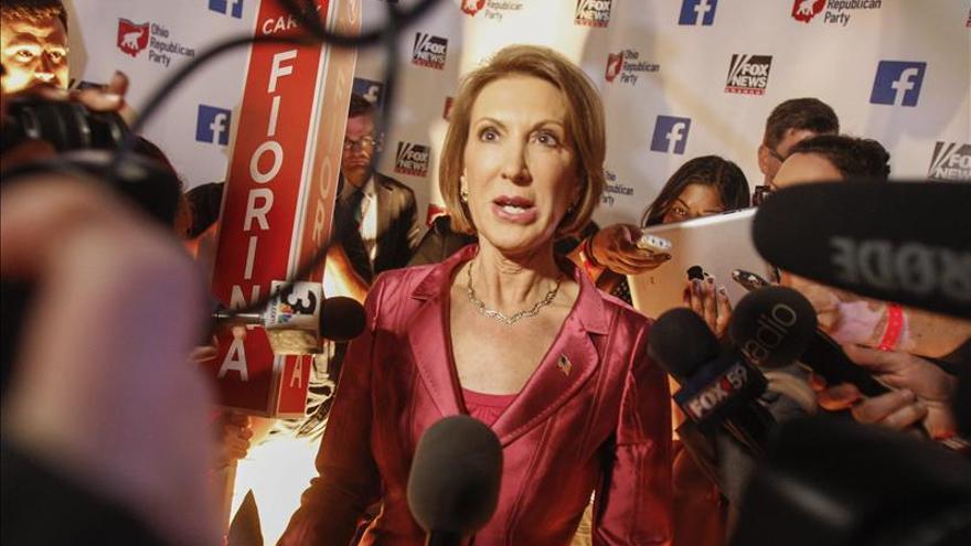 Exdirectiva de HP se suma al segundo debate de candidatos republicanos en EE.UU.