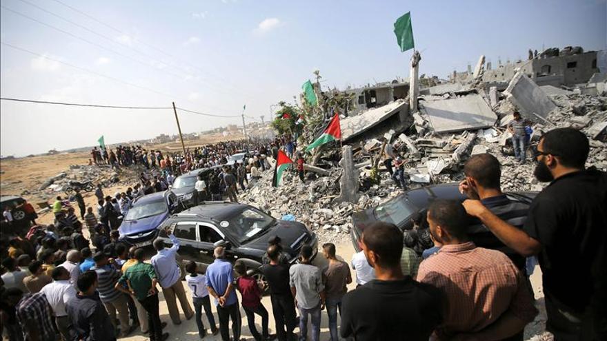 La reconstrucción de Gaza, prioridad del gobierno palestino de reconciliación nacional