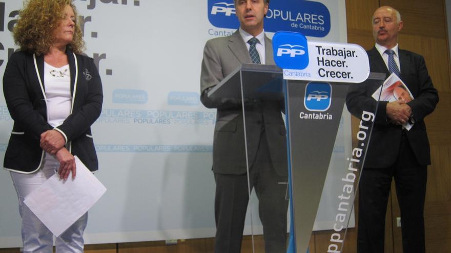 El PP creará un instituto que evalúe a los centros educativos y aspira a situar a Cantabria en la media de OCDE